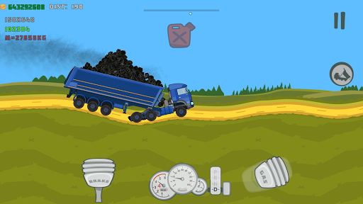 Overloaded Trucks Racing  screenshots 4