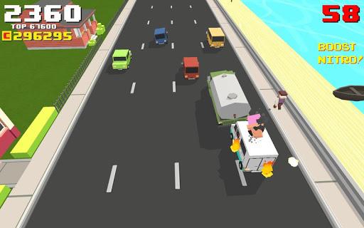 Blocky Road Racer 1.0 screenshots 12
