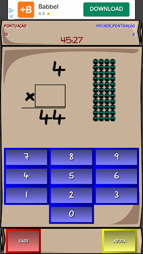 Multiplication Ninja 31 screenshots 4