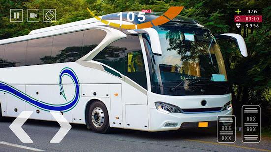 Heavy Bus Simulator 2020 - Offroad Bus Driving 1.3.2 Screenshots 4