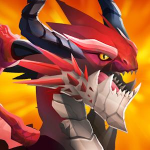 Dragon Epic  Idle &amp Merge  Arcade shooting game