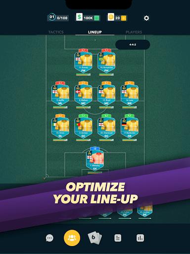 World Football Manager 2021 - Become the Top GM! Apkfinish screenshots 16