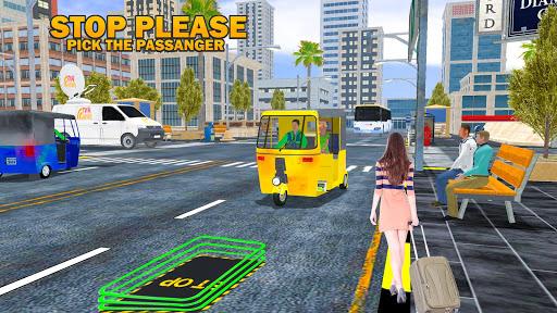 Offroad Tuk Tuk Rickshaw Driving: Tuk Tuk Games 21 screenshots 5