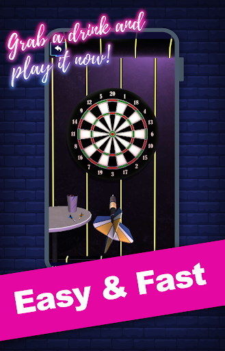 Darts and Chill: super fun, relaxing and free 1.596 screenshots 3