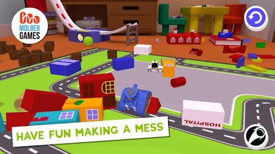 Crashy Bash Boom – Toy Tank Smash 'Em Up for Kids Hack Game Android & iOS 5