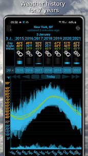 eWeather HD v8.2.5 [Patched] [Mod Extra] 5