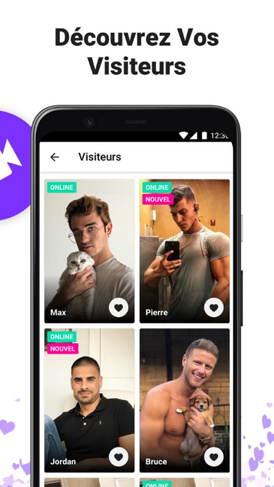 Téléchargez JeContacte APK gratuit pour Android