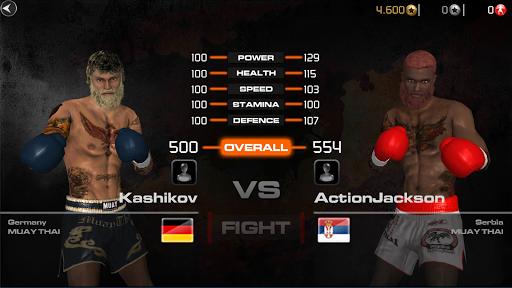 Muay Thai 2 - Fighting Clash  screenshots 7
