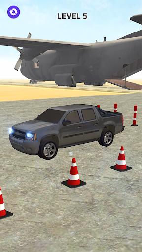 Driving Car 3D  screenshots 1