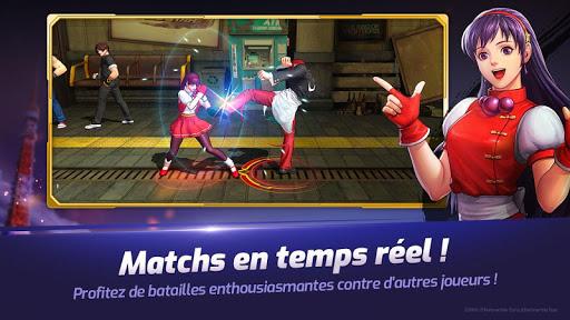 Code Triche The King of Fighters ALLSTAR (Astuce) APK MOD screenshots 5