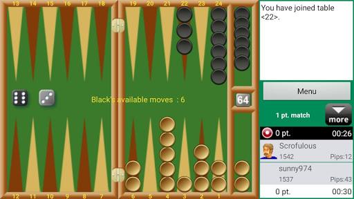 Backgammon Club screenshots 2