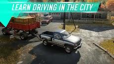 US Snow Truck Runner Gameのおすすめ画像2