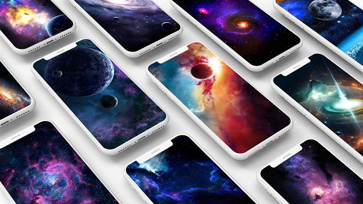 Galaxy Wallpaper ud83cudf0c  screenshots 1