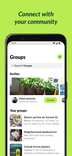 Nextdoor: Local Updates, Recommendations and Deals android2mod screenshots 4