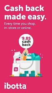 Ibotta  Cash Back Savings, Rewards 3