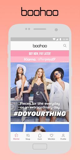 boohoo – Clothing & Fashion  screenshots 1