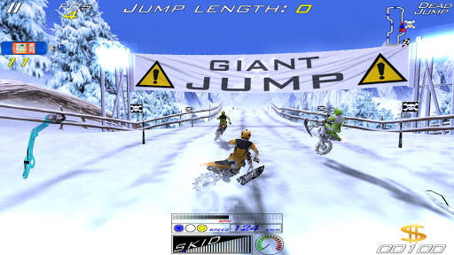 XTrem SnowBike 6.8 screenshots 1