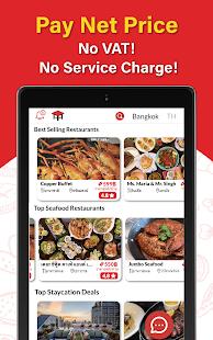 Hungry Hub - Thailand Dining Offer App 5.7.9 Screenshots 12