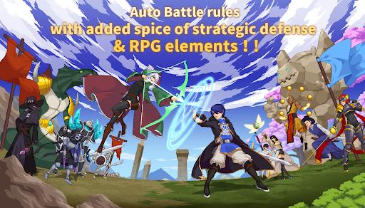 Heroic Tactics : DOT Casual Defense  screenshots 1