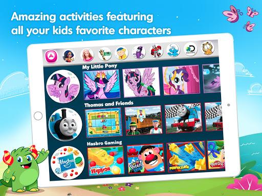 Budge World - Kids Games & Fun 10.2 Screenshots 9
