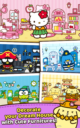 Hello Kitty Friends 1.9.0 screenshots 10