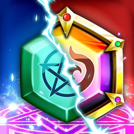 Magic Stone Arena: Random PvP Tower Defense Game