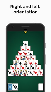 Solitaire free: 140 card games. Classic solitaire Screenshot