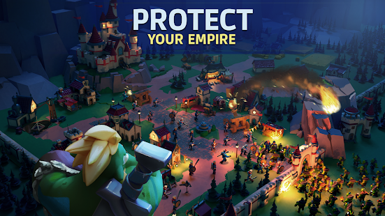Empire: Age of Knights - Fantasy MMO Strategy Game 2.7.8979 Screenshots 1