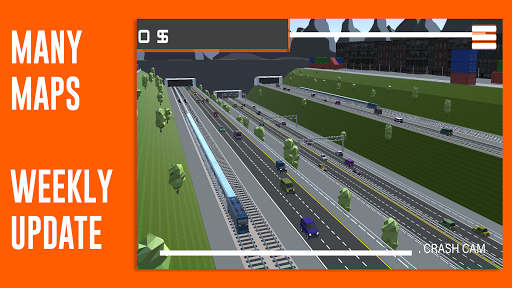The Ultimate Carnage : CAR CRASH screenshots 8