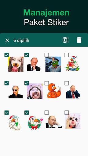 Pembuat Stiker Sendiri untuk WhatsApp