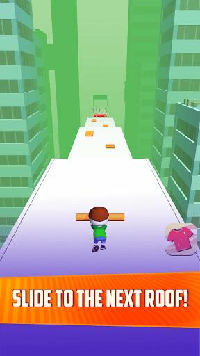 Rail Run: Sliding Run on Roof 1.0.36 screenshots 2