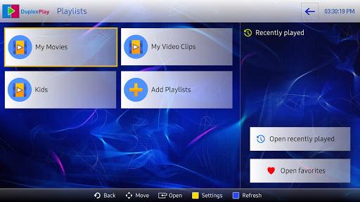 DuplexPlay 1.1.982 screenshots 1