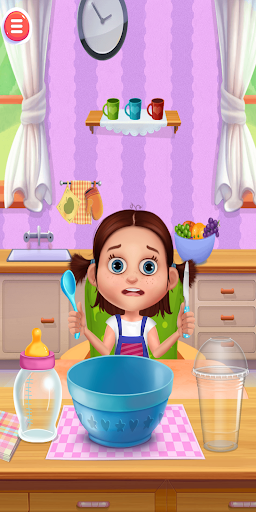 Babysitter Crazy Baby Daycare - Fun Games for Kids apkpoly screenshots 3
