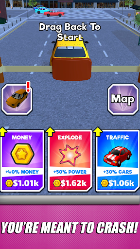 Slingshot Crash  screenshots 1