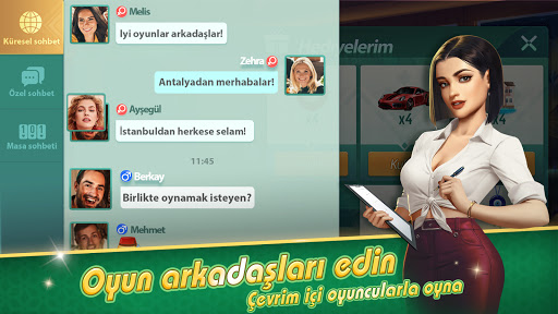 101 Okey VIP  screenshots 4