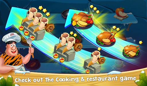 Cooking Madness: Restaurant Chef Ice Age Game 5.5 screenshots 1