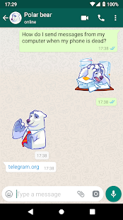 10 Sticker Packs for WA Screenshot