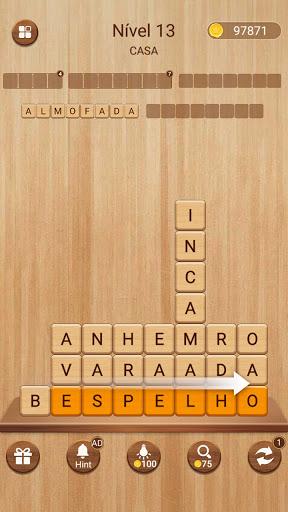 Esmagar Palavras: Palavras cruzadas & Cau00e7a Palavra apktram screenshots 2