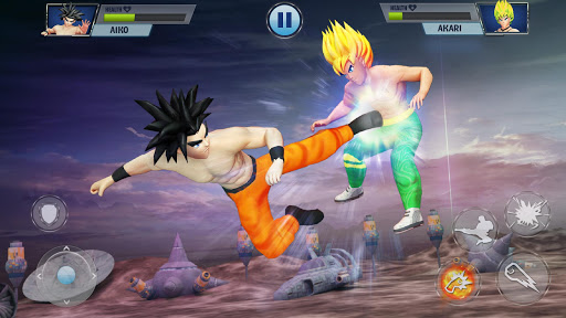 Anime Fighters Final X Battle: Epic Fighting Games 1.0.4 screenshots 1