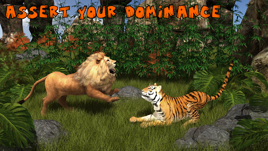 Ultimate Lion Vs Tiger: For Pc (Windows 7, 8, 10 And Mac) Free Download 1