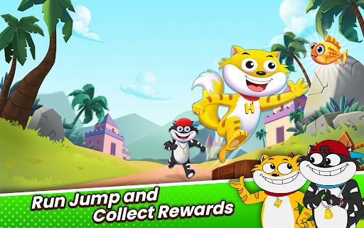 Honey Bunny Ka Jholmaal Games : Rise Up Jump & Run 1.0.3 screenshots 7