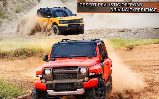 Offroad Jeep Driving Simulator: 4x4 Offroad Racing  screenshots 2