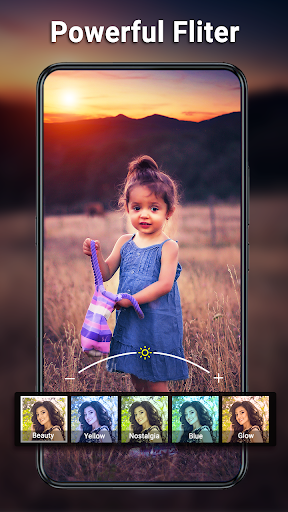 HD Camera - Video, Panorama, Filters, Photo Editor 1.7.6 Screenshots 4