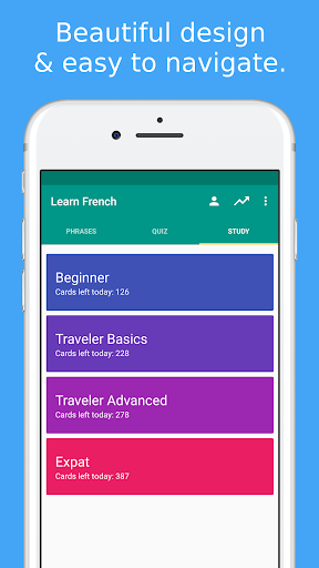 simply learn french screenshot 3