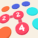 Pop n Pop: Connect Dots, Merge Numbers - Androidアプリ