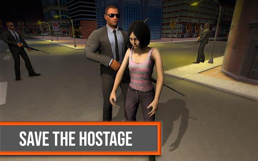 mafia city sniper shooter – elite gun shooting war screenshot 2