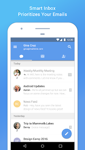 Email Messenger – MailTime 2