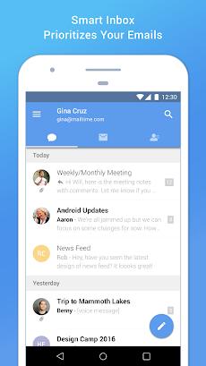 Email Messenger - MailTimeのおすすめ画像2