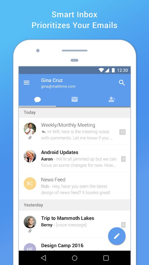 Email Messengerのおすすめ画像3