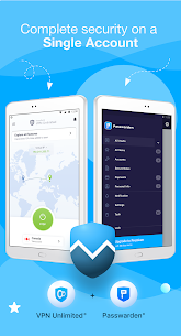 KeepSolid VPN Unlimited Mod Apk- VPN Proxy Shield (Subscription Key) 8